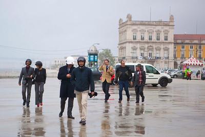 Distinguished Gentlemans Ride Lisbon 2013