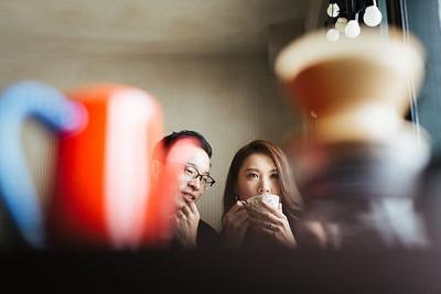 Pre-wedding | Vincent + Irene