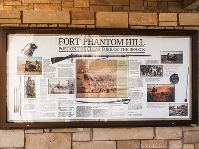 Fort Phantom Hill Texas, 06-21-13