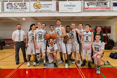 Sturgis West Varisty Boys Basketball (2015)