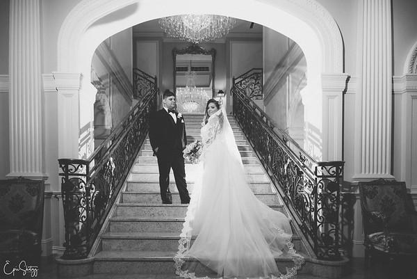 CLAUDIA & DOMINICO'S WEDDING