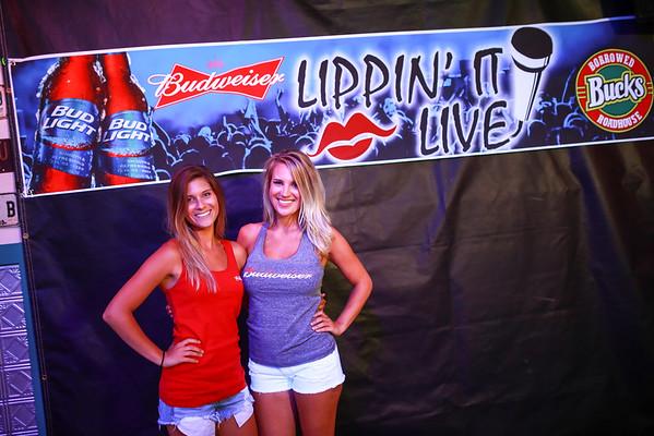Lippin' It Live