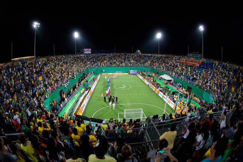Rio 2016 - Futebol de 5