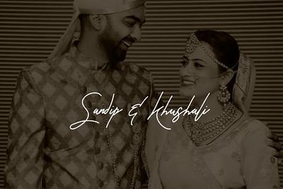 Sandip + Khushali