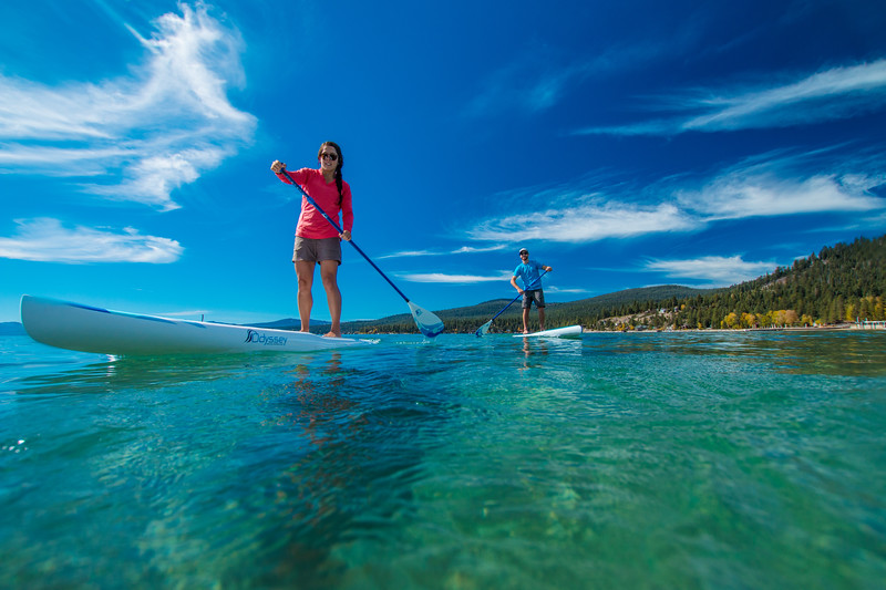 SUP Tahoe 1
