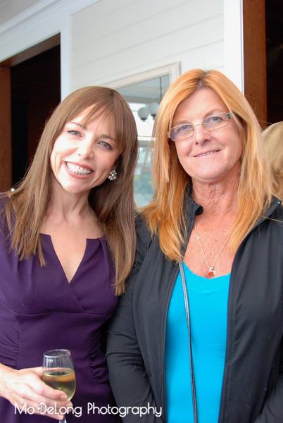 Linda Modersohn and Carol Glashoff