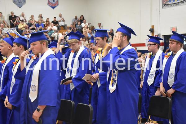 Camanche High School Graduation 2019