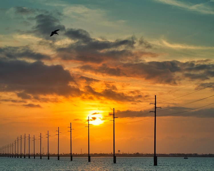 Pier 19 Sunset