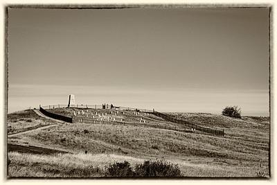Battle Little Big Horn Battlefield National Monument