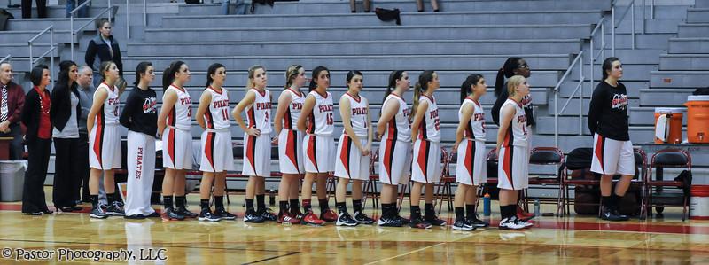 PHS Girls Varsity Basketball