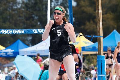 2013 Fiesta on Siesta Key Collegiate Beach Volleyball - Day 3 (4/14/2013)