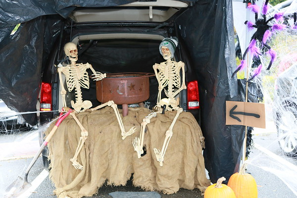 2020 Halloween Trunk or Treat
