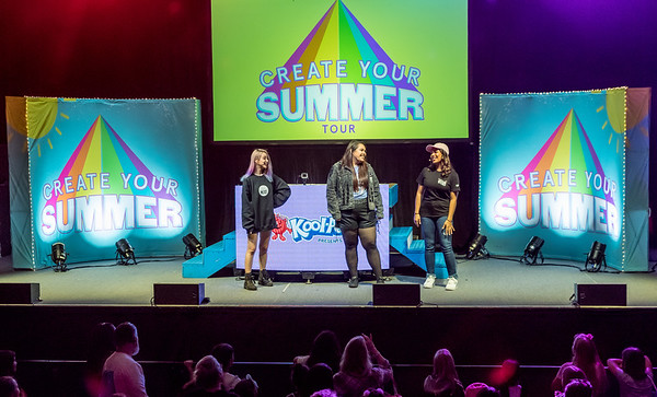 Create Your Summer Tour ft. Karina Garcia, Wengie, & Natalies Outlet, August 4,2018