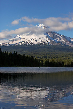 Columbia River Gorge and Mount Hood