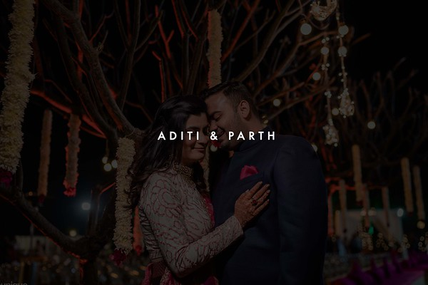 Aditi and Parth