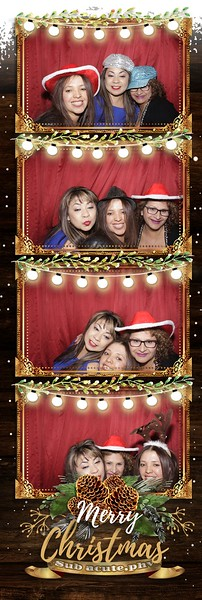 Pacifica Hospital of the Valley Holiday Party