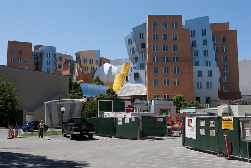Day 6 - MIT Stata Center