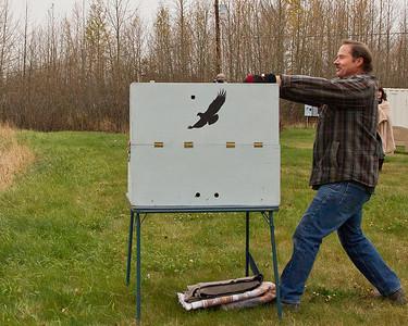 Scott Easler's Eagle Release