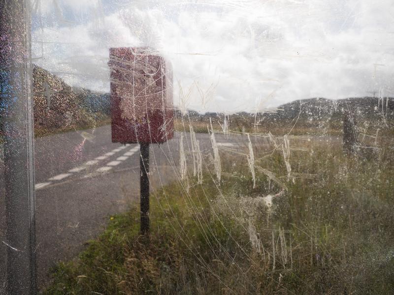Hebridean Bus Shelter