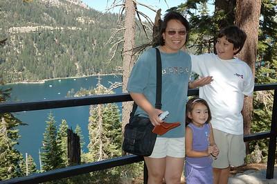 Maite's Visit 2005