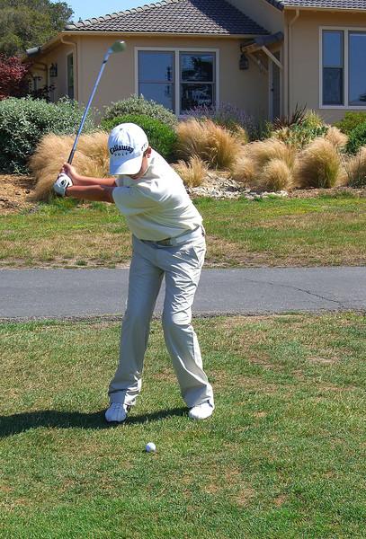 Jesse Atlas, Del Monte Golf Course