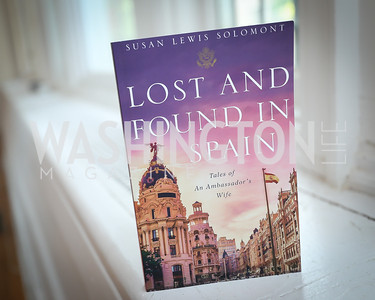 """Lost & Found in Spain"" Book Party 