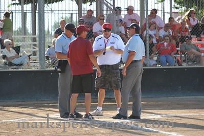Softball Sting vs Swat Aug 2010