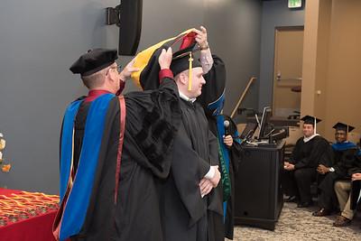 2016 Spring Hooding Ceremony