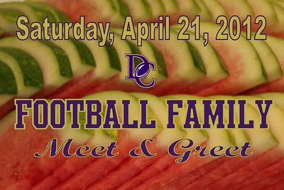 2012 Football Family Meet & Greet (04-21-12)