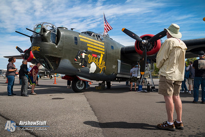 Collings Foundation Wings Of Freedom Tour 2015