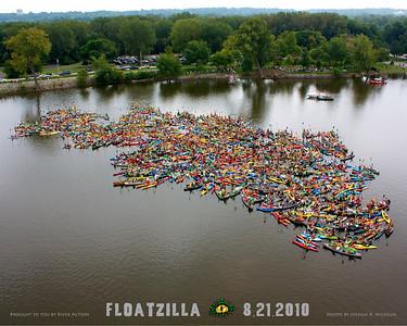 Floatzilla 2010