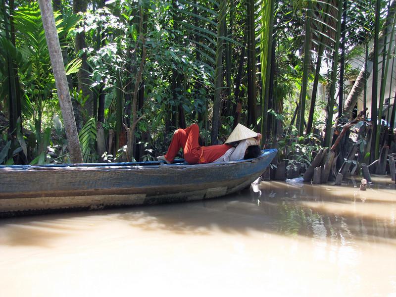 42-Siesta on the Mekong