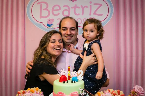 Aniversário 2 anos da Beatriz