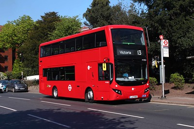 London Bus Routes (Update 31.05.2019)