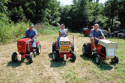 Longton Fair Garden Tractor Pull