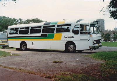 Peninsula Bus Lines - Umina NSW