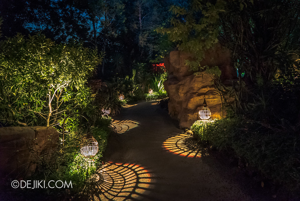 Singapore Zoo Rainforest Lumina - Floor lanterns 2