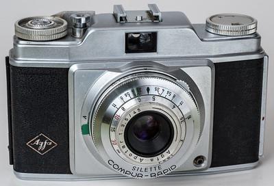 Agfa Silette/Ansco Memar - 1953