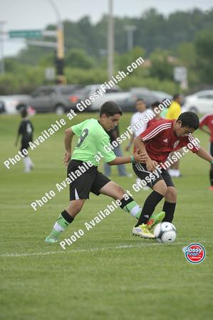 U13 Boys - Central FC Select Inspire vs Mundelein 00A Strikers