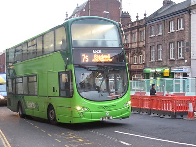 LEEDS BUSES JAN 2020