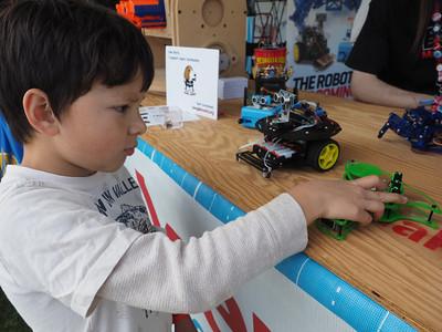Maker Fair 2014
