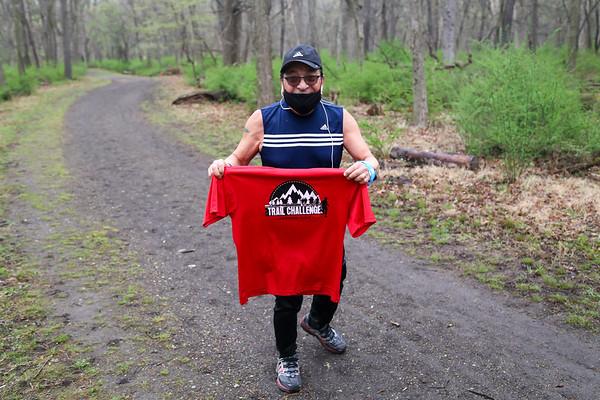 Trail Challenge April 10, 2021