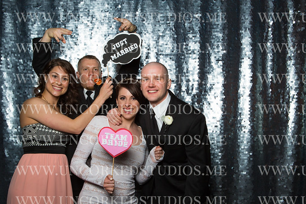 Nicole & Mike's Photobooth