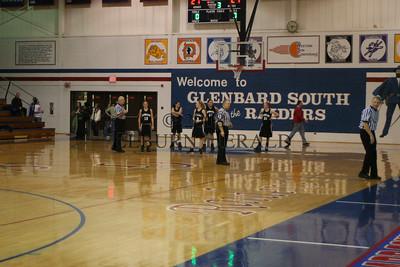 Girls Basketball @ Glenbard South HS