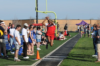 Girls Field Events