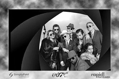 Rapid Royale 007  Green Screen Photo Booth
