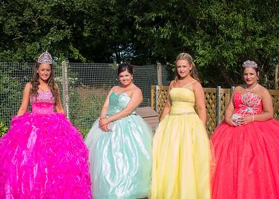 Mary-Jane Smith & friends prom night