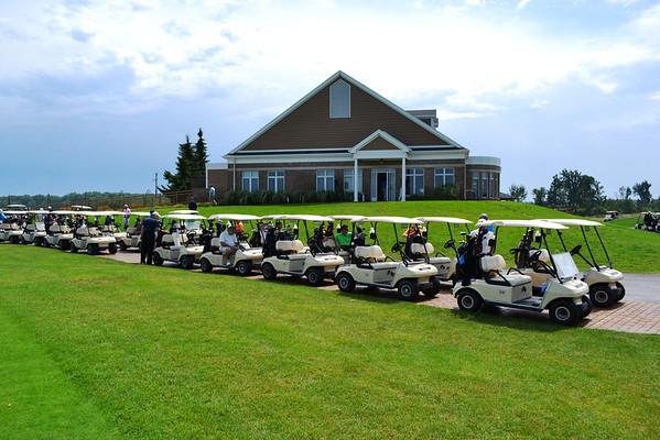 Mercy Medical Staff Golf 2013
