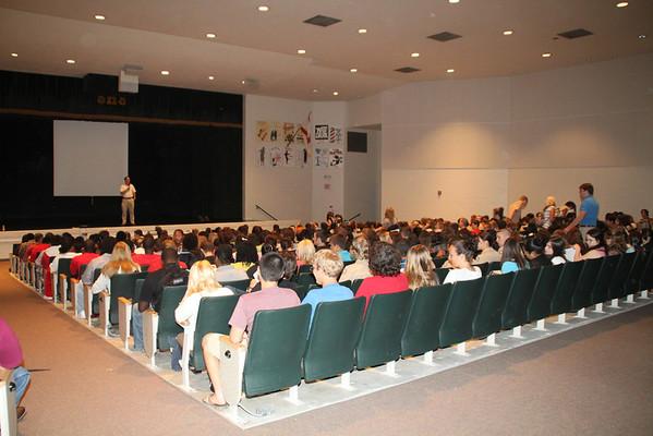 Suwanee & Branson High School May 4, 2011
