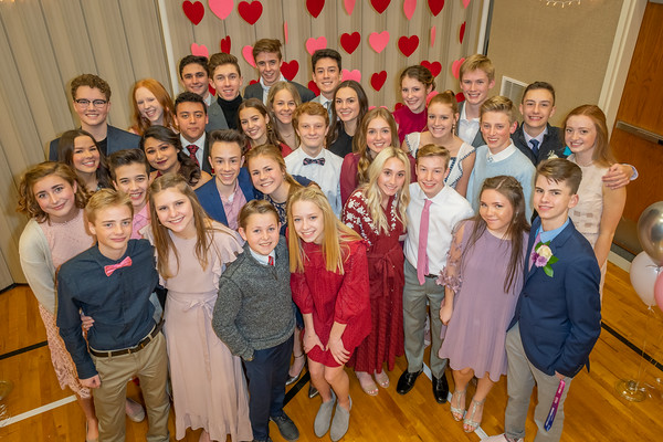 2019 Highland High Sweethearts Dance